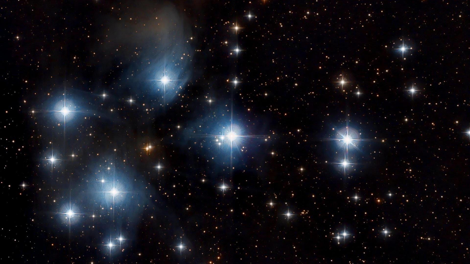 M45 Pleiades - Albert López