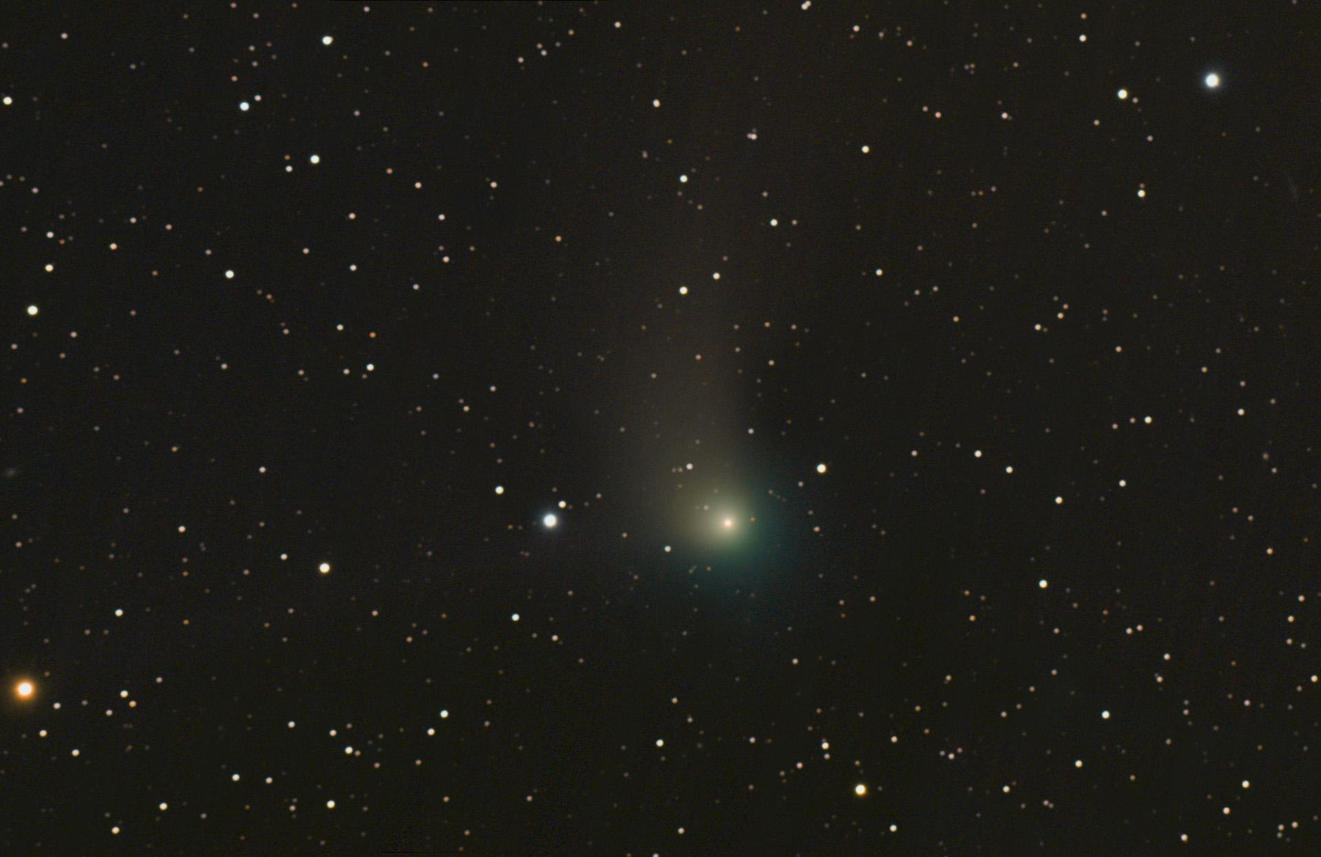 Cometa Catalina - Emili Sancha