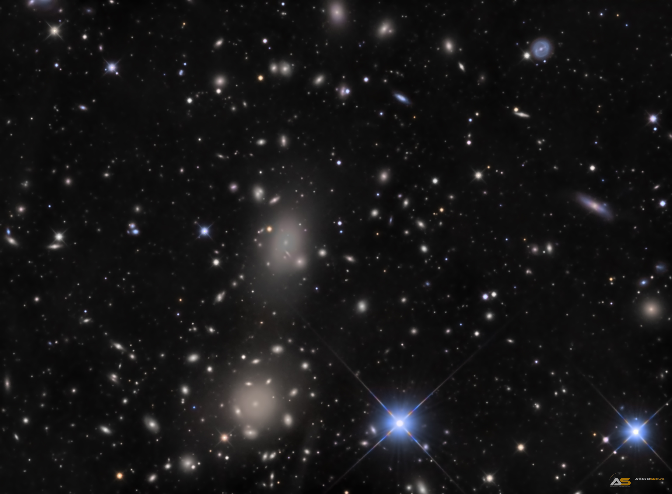 NGC4889 - L. Romero