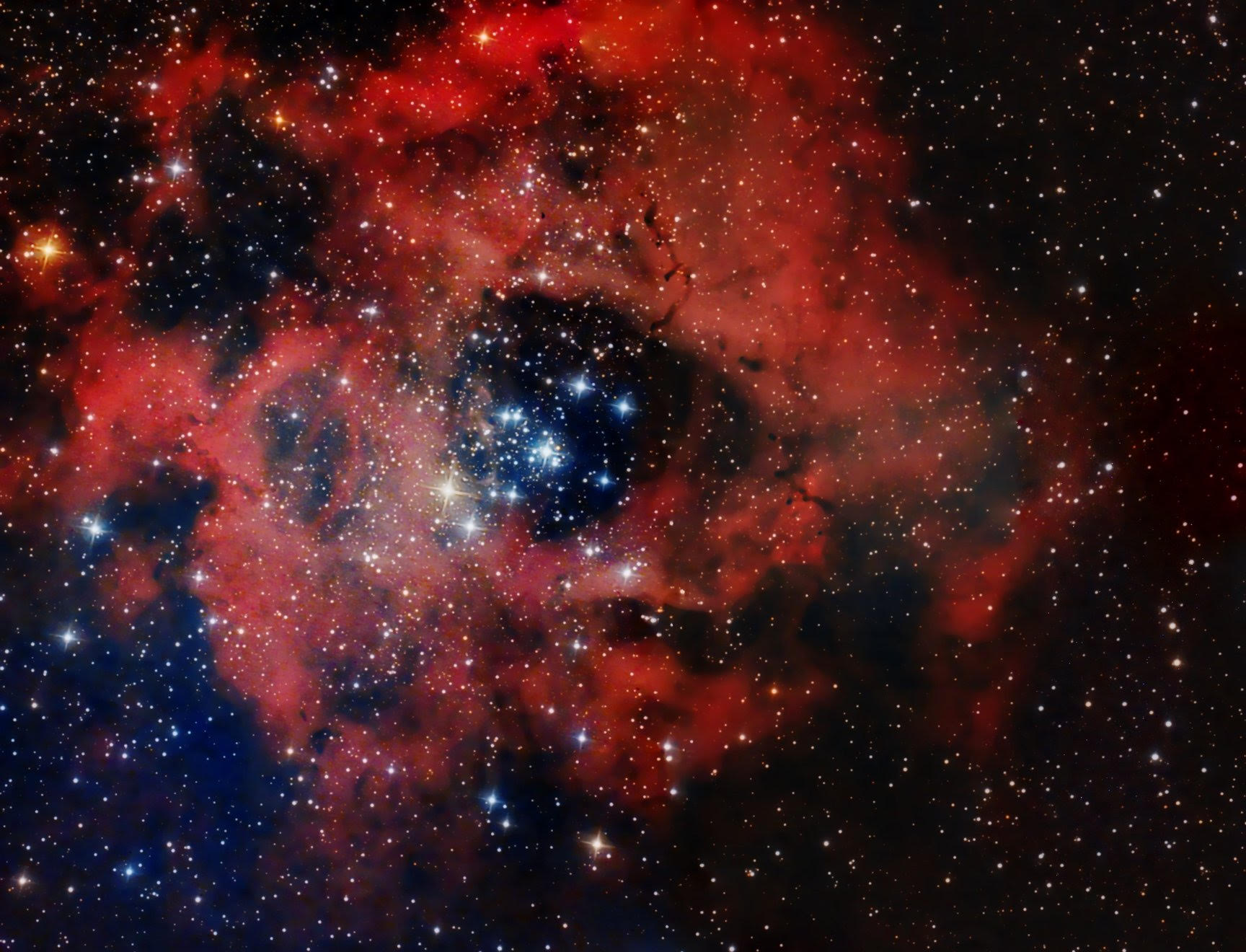 Nebulosa Roseta - Albert López