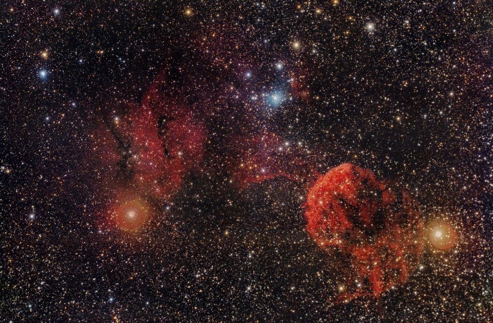 IC443 i IC444 - Ernesto Arredondo