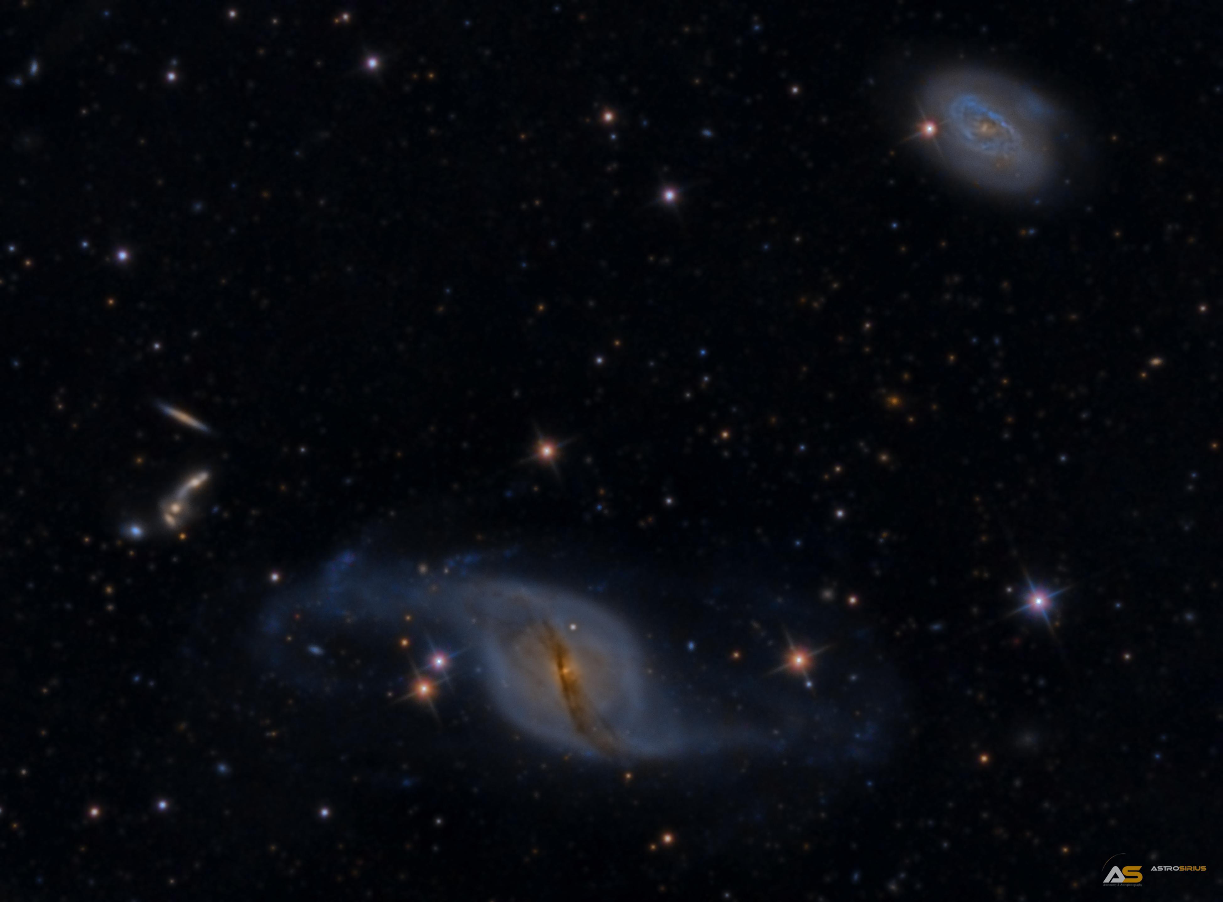 NGC3718 L.Romero