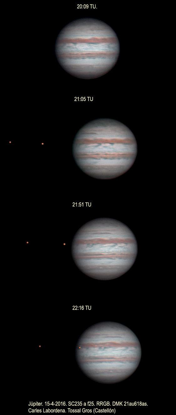 Júpiter - 15-abril-2016 - Carles Labordena